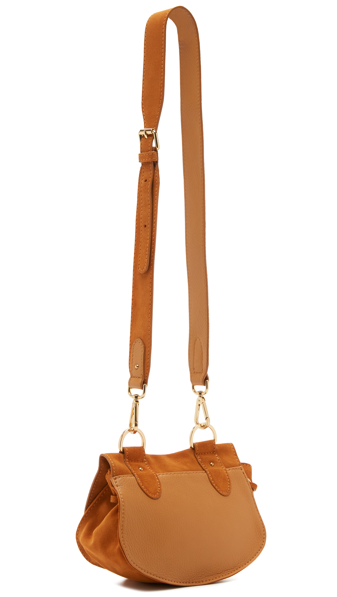 bcaed14eaef1 See by Chloe Collins Mini Saddle Bag