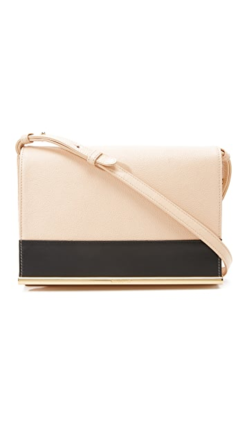 See by Chloe Amy Leather Clutch