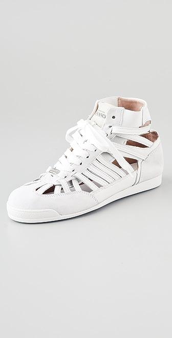 Serafini Skorpios Slotted Sneakers
