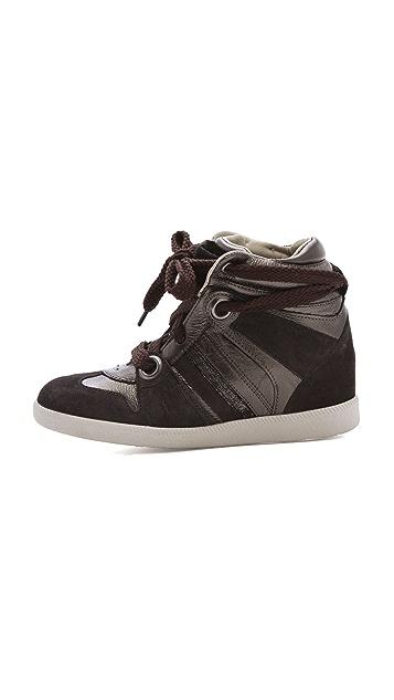 Serafini Manhattan So Chic Wedge Sneakers