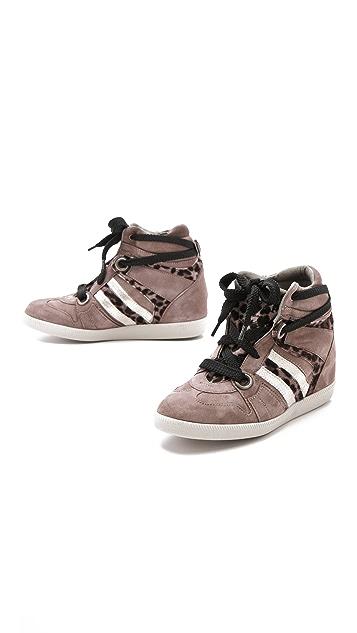 Serafini Manhattan Haircalf Sneakers