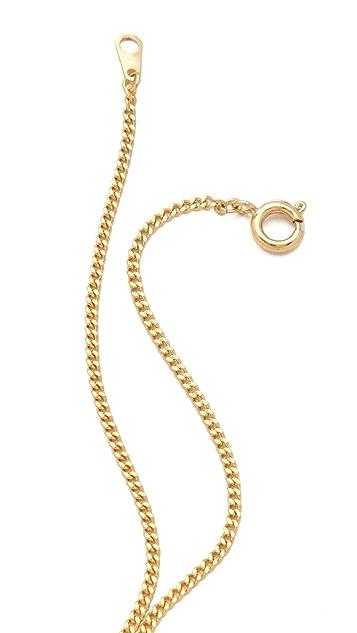 serefina Healing Crystal Necklace