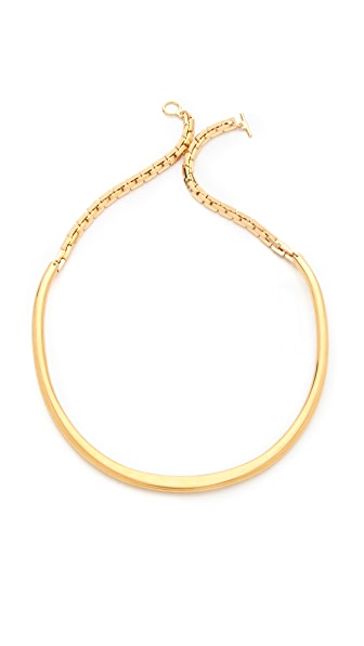 serefina Torque Archetype Chain Necklace