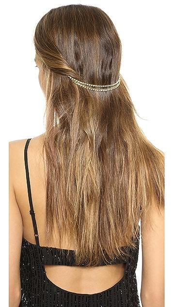 serefina Imitation Pearl Hair Piece