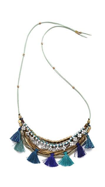serefina Tassel Necklace