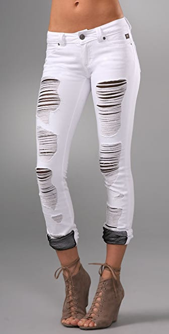 Serfontaine The Vandal Skinny Jeans