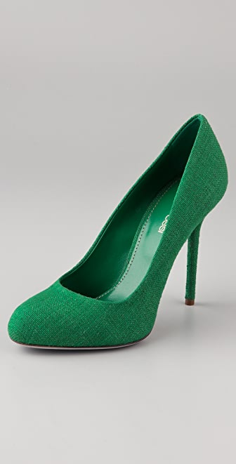 Sergio Rossi Single Sole Pumps