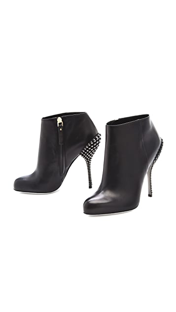 Sergio Rossi Byzance Studded Booties