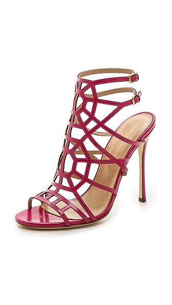 Sergio Rossi Puzzle Basic Heels