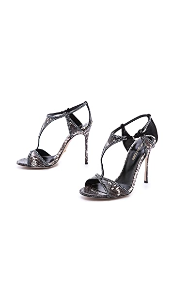 Sergio Rossi Ker Basic Painted Sandal