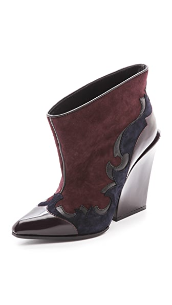 Sergio Rossi Rodeo Booties