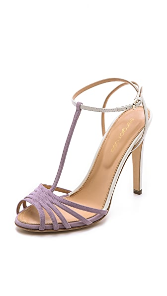 Sergio Rossi Shadows Sandals