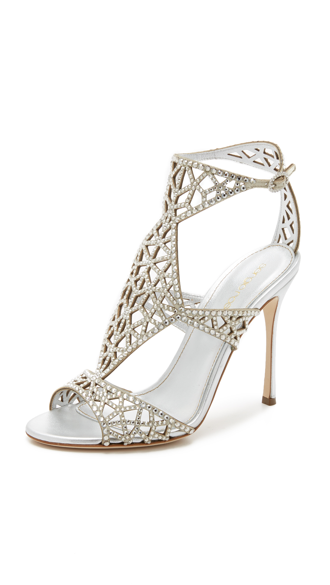 Sergio Rossi Tresor Sandals at SHOPBOP.COM - FASTEST FREE SHIPPING WORLDWIDE. Buy Sergio Rossi Online