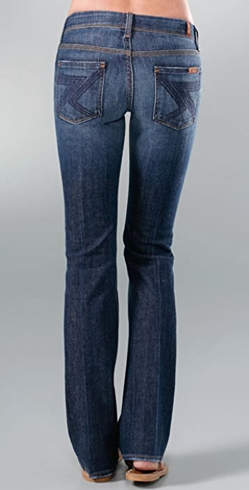 7 For All Mankind Flynt Stretch Jean