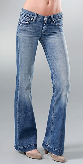 7 For All Mankind Dojo Jean Stretch | 15% off first app purchase ...