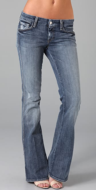 7 For All Mankind A Pocket Flare Jeans | 15% off first app ...