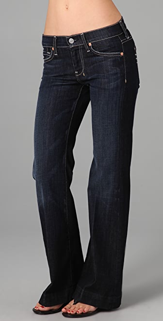 7 For All Mankind Dojo Flip Flop Jeans | 15% off first app ...