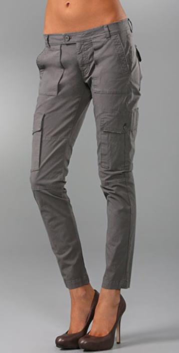 7 For All Mankind Josefina Cargo Pants