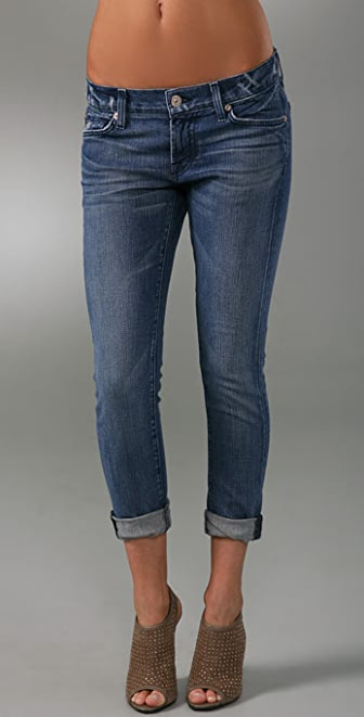 7 For All Mankind Roxanne Flood Jeans