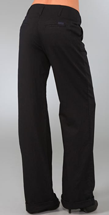 7 For All Mankind Pleated Trouser Jeans