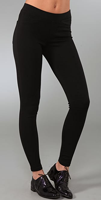 7 For All Mankind Pull On Leggings