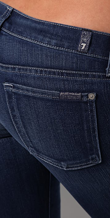 7 For All Mankind The Slim Trouser Jeans