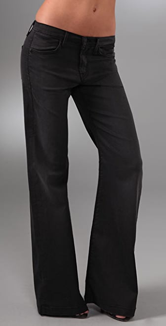 7 For All Mankind The Trouser Wide Leg Jeans | 15% off first app ...