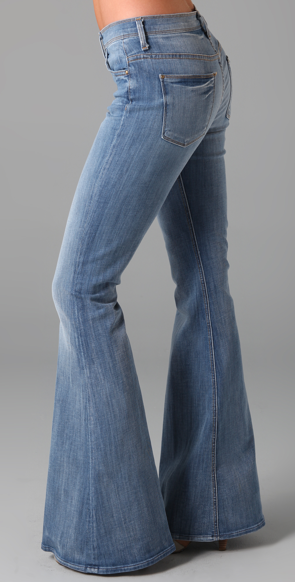 7 For All Mankind Bell Bottom Jeans | 15% off first app purchase ...