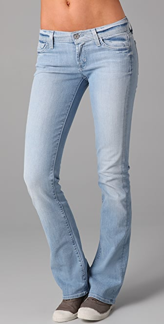 7 For All Mankind Rocker Boot Cut Jeans   15% off first app ...