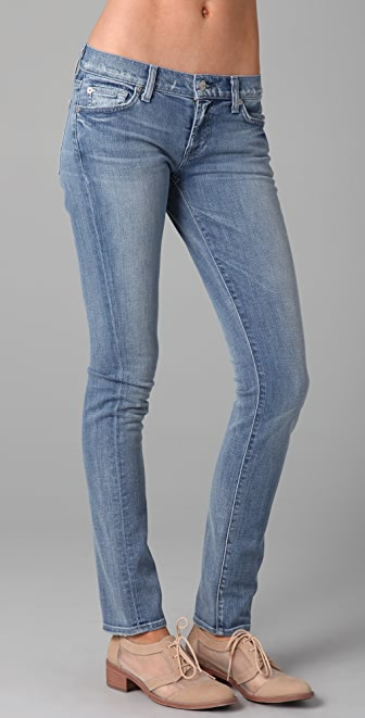 7 For All Mankind Roxanne Skinny Jeans | SHOPBOP