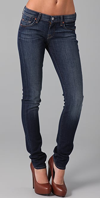 7 For All Mankind Roxanne Skinny Jeans  SHOPBOP