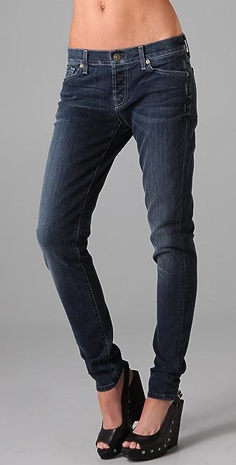 7 For All Mankind Josefina Skinny Boyfriend Jeans | 15% off first ...