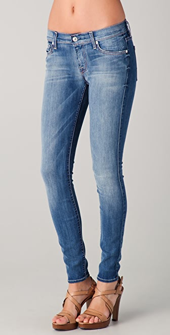 7 For All Mankind Gwenevere Skinny Jeans | 15% off first app ...