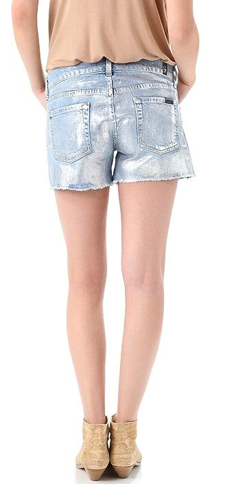 7 For All Mankind Carlie Cutoff Shorts