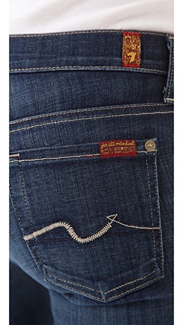 7 For All Mankind Roxanne Skinny Jean
