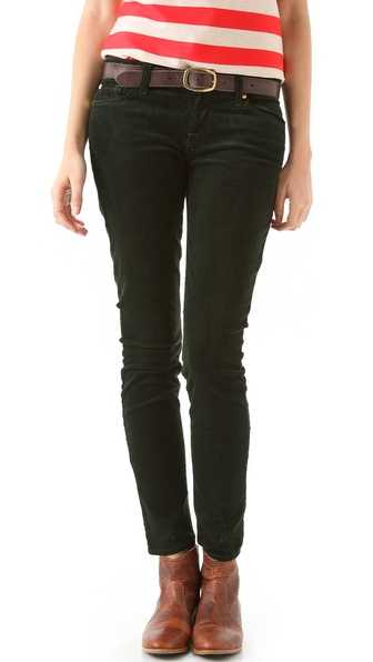 7 For All Mankind The Skinny Corduroy Pants