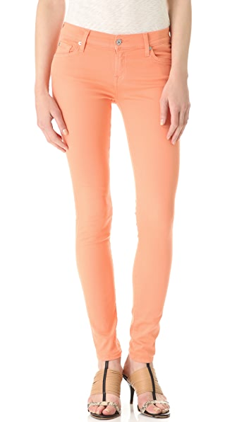 7 For All Mankind The Skinny Pants