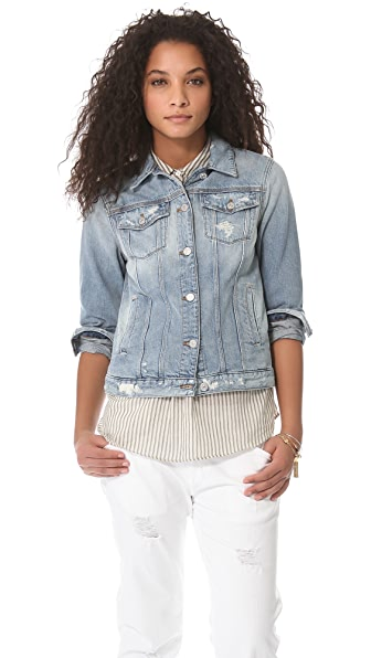 7 For All Mankind Denim Jacket