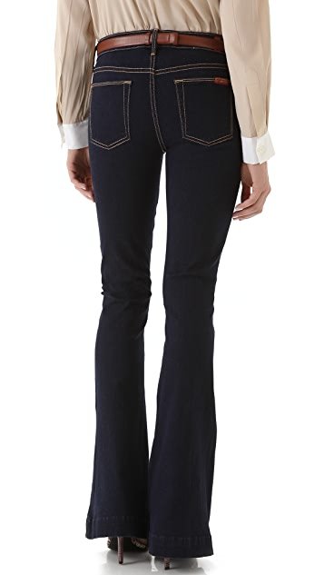 7 For All Mankind Jiselle Flare Jeans