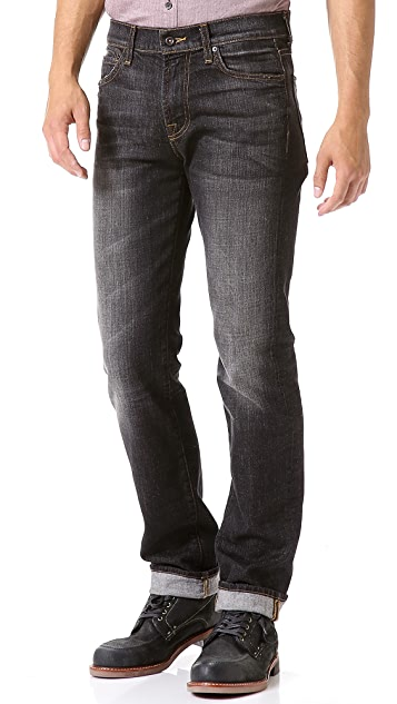 7 For All Mankind Slimmy Stretch Jeans