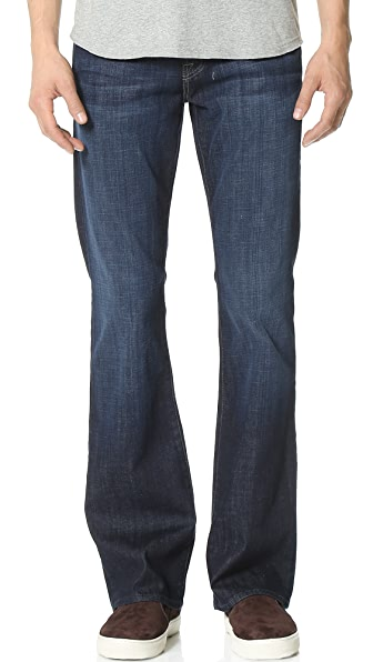 Brett Stretch Boot Cut Jeans