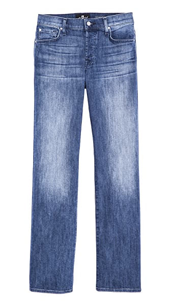7 For All Mankind Luxe Performance Straight Leg Jeans