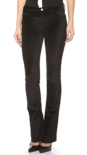 7 For All Mankind The Skinny Boot Cut Pants