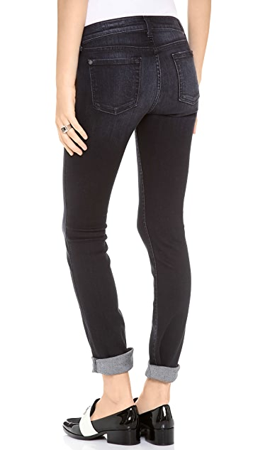 7 For All Mankind The Modern Straight Leg Jeans