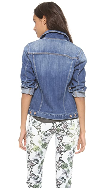 7 For All Mankind Classic Denim Jacket