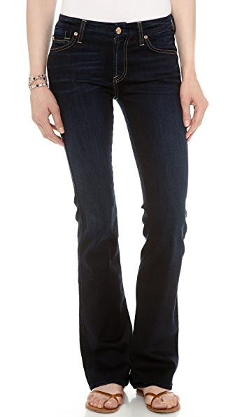 7 For All Mankind Kimmie Boot Cut Jeans