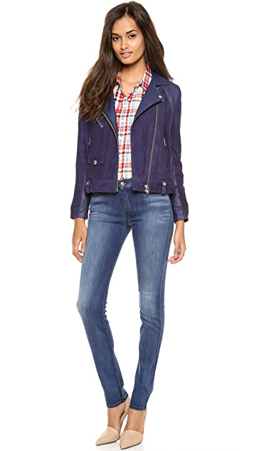 7 For All Mankind High Rise Roxanne Jeans
