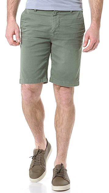 7 For All Mankind Washed Out Chino Shorts