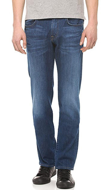 7 For All Mankind Carsen Straight Fit Jeans