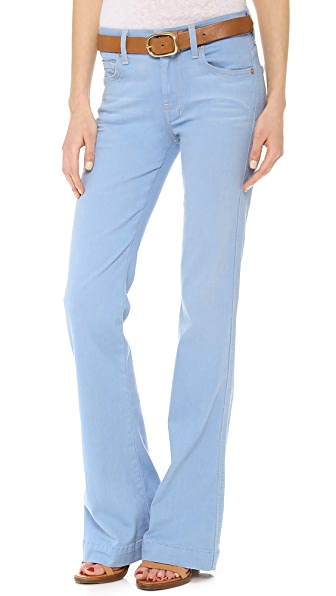 7 For All Mankind The Slim Trousers